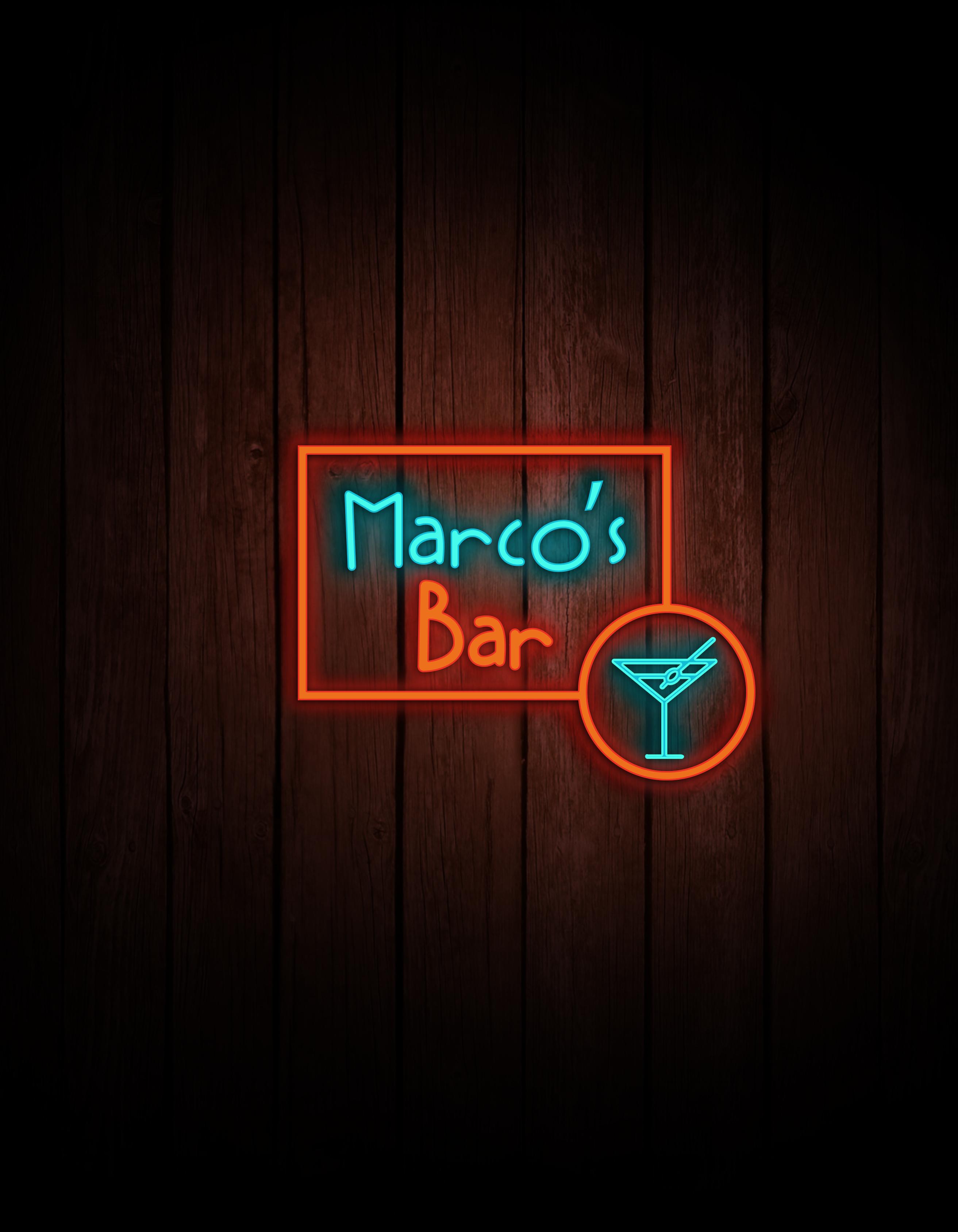 neon marco logo