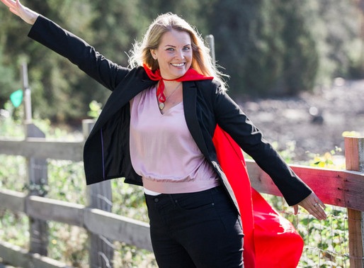 Wake up and Cape up! - 3 ideas to help give your Leaderstamp Superpower a Boost!