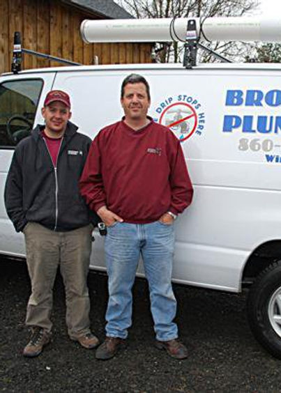 Plumbing services in Connecticut