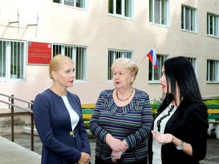 Рабочий визит в Седанкинский дом-интернат для престарелых и инвалидов