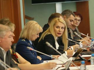 Депутат ЗС ПК Юлия Толмачева: Вопрос с онкодиспансером должен быть решен в 2017 году