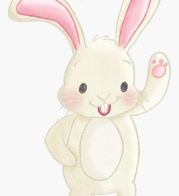 מוני הארנב בצבעוני