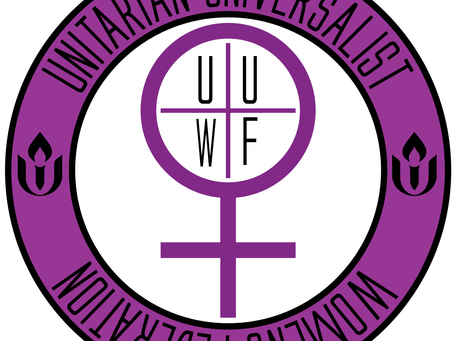 UUWF Meets January 17th for Virtual Book Review