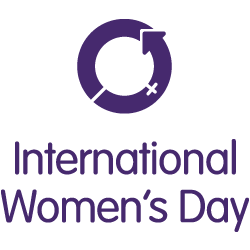 Zoom event for International Women's Day