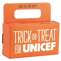 Trick-or-Treat for UNICEF 2020