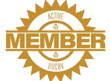 Pathways to Membership Class