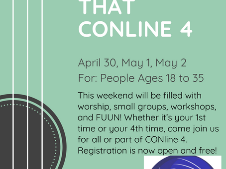 Attention Young Adults!