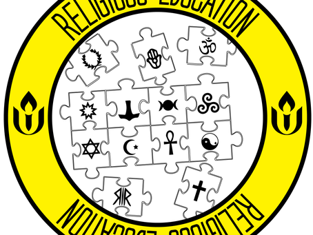 Religious Education Weekly Update