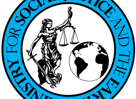 Ministry for Social Justice and the Earth June Latitudinarian Article