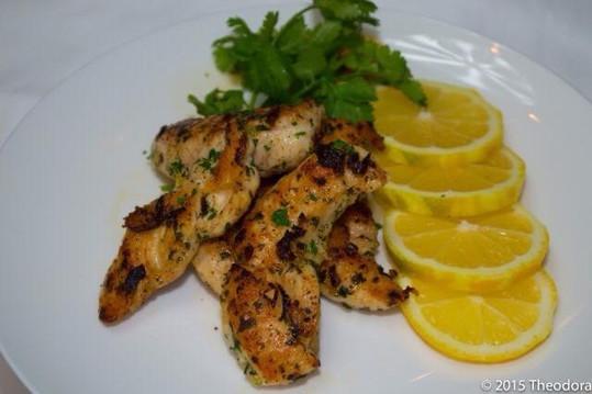 Tuscan Herb Chicken