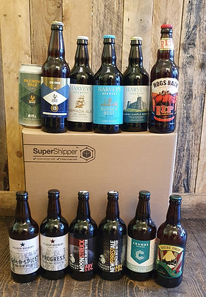 12 English Ales pack