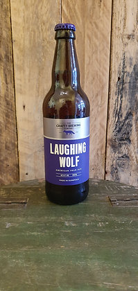 The Crafty Brewing  - Laughing Wolf