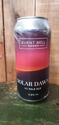 Burnt Mill - Solar Dawn