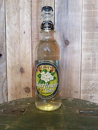 Lilley's Elderflower Cider