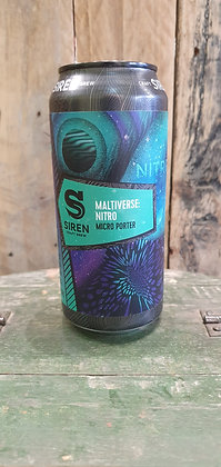 Siren - Maltiverse: Nitro
