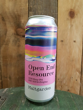 Maltgarden - Open End Resource