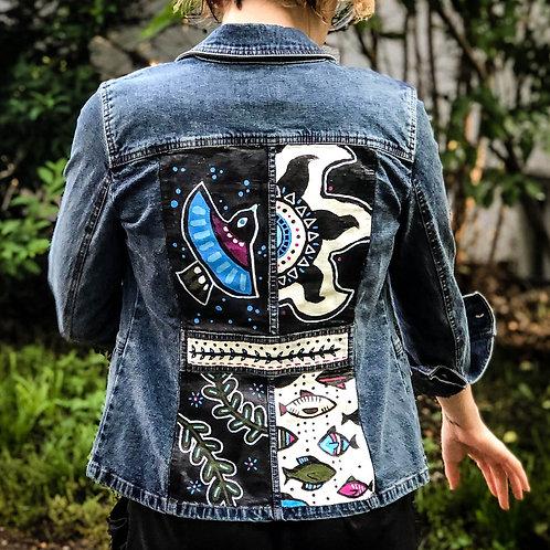 Missouri Summer Jacket, Size S