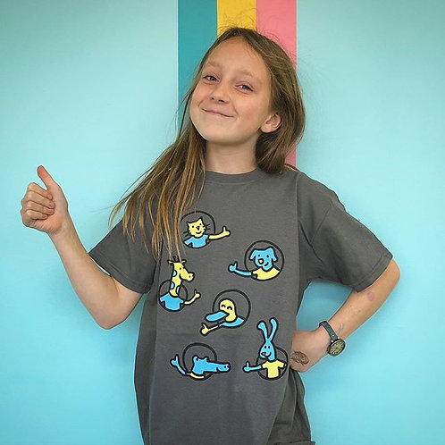 Friendly Creatures Tee (Child Size Avail!)