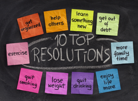 New Year's Resolutions: Through the Behavioral Lens