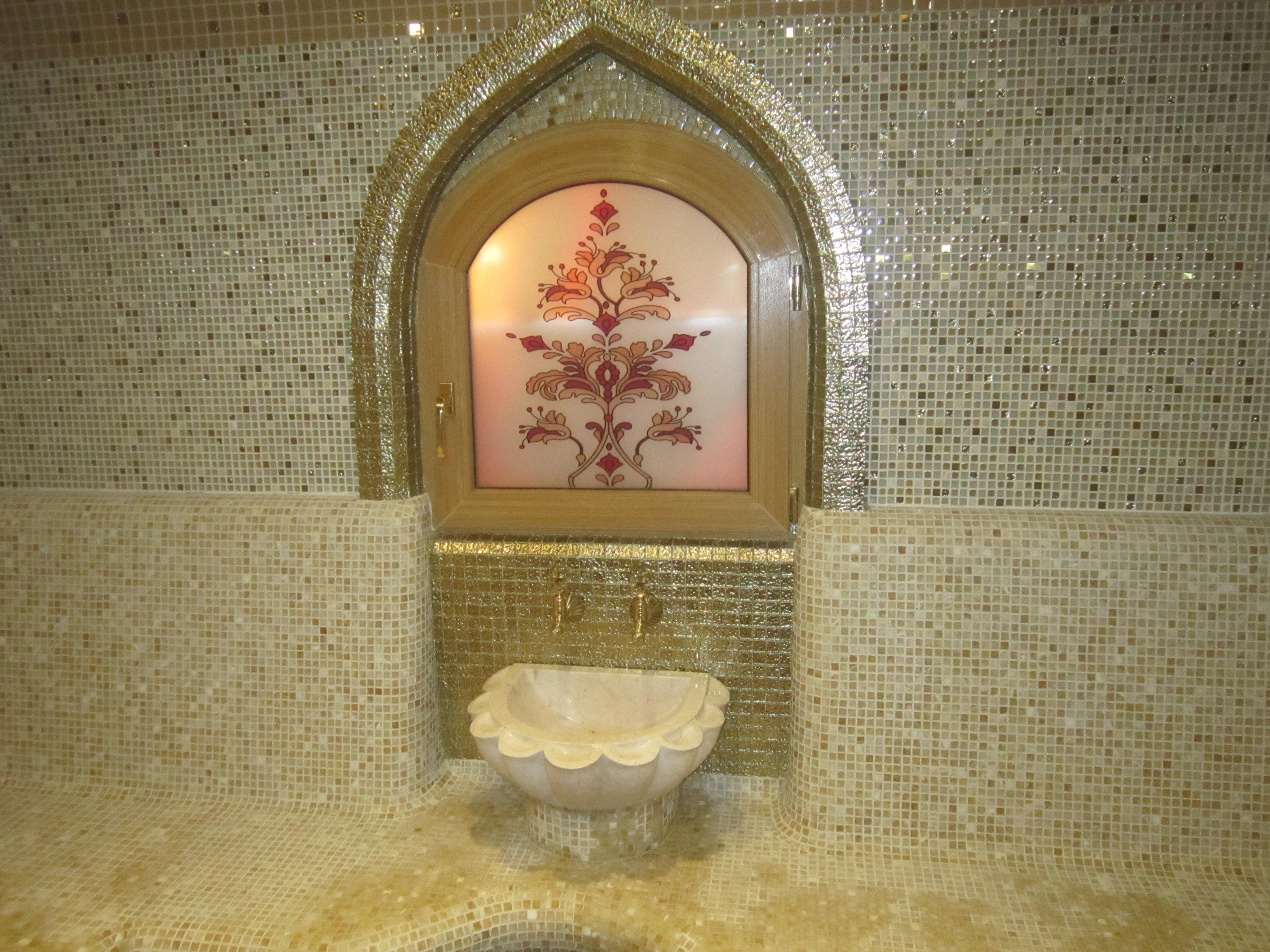 Хамам в частном доме