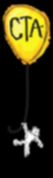 cta yellow balloon