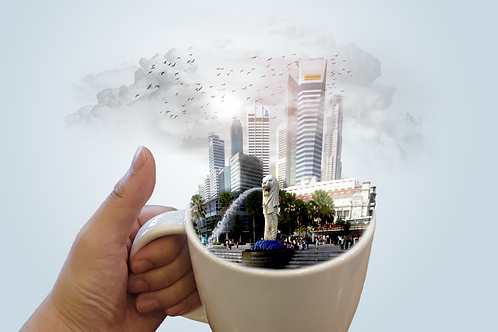 City in a Cup (Singapore)