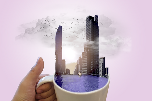 City In A Cup (Thailand)