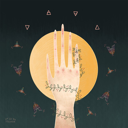 the hand of mimi - lily myrennyn.jpg