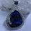 Thumbnail: Boulder opal pendant