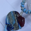 Thumbnail: Glass heart necklace