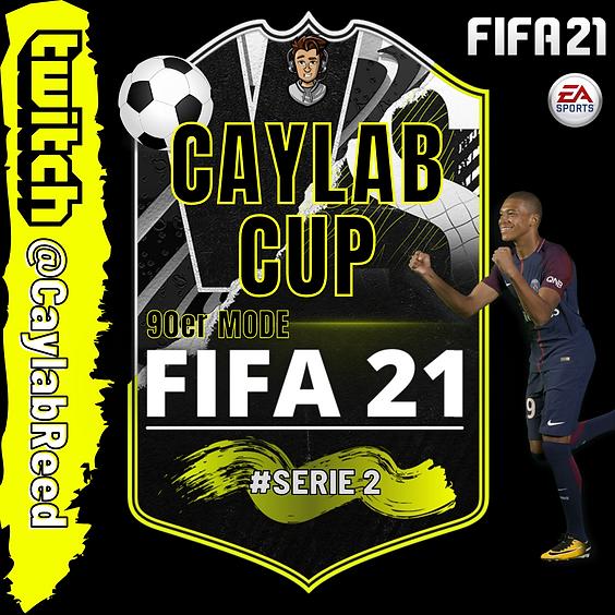 FIFA 2021 | CAYLAB CUP | 90er MODE