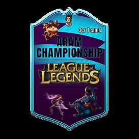 League of Legends Aram Turnier
