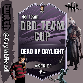 Dead by Daylight Team Cup #Serie 1