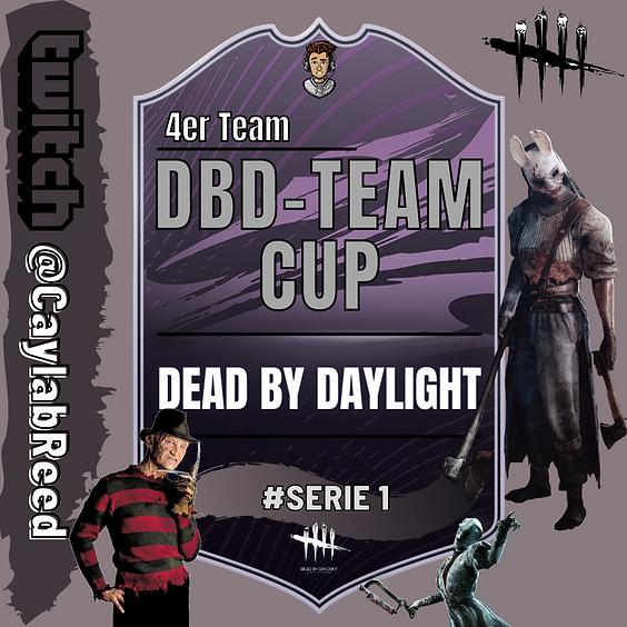 DEAD BY DAYLIGHT | DBD-TEAM CUP