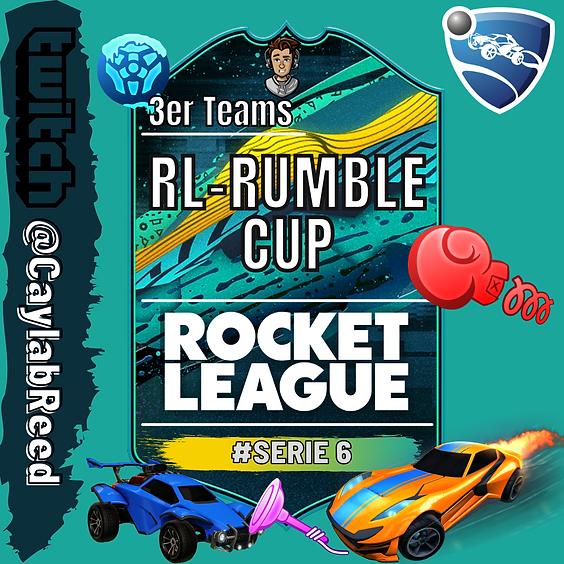 ROCKET LEAGUE   3ER TEAM   RUMBLE CUP