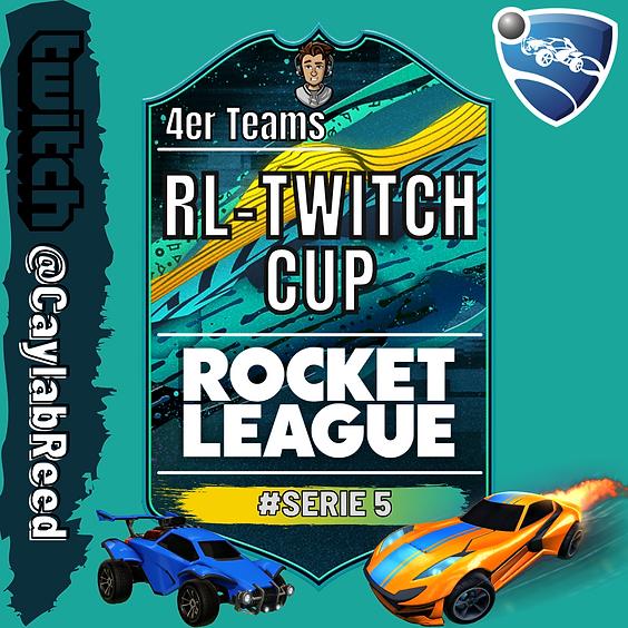 ROCKET LEAGUE   4ER TEAM   TWITCH CUP