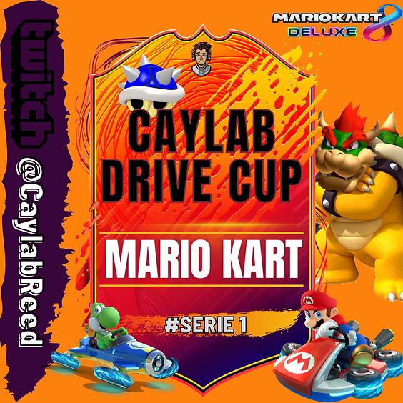 MARIO KART 8 | CAYLAB DRIVE CUP