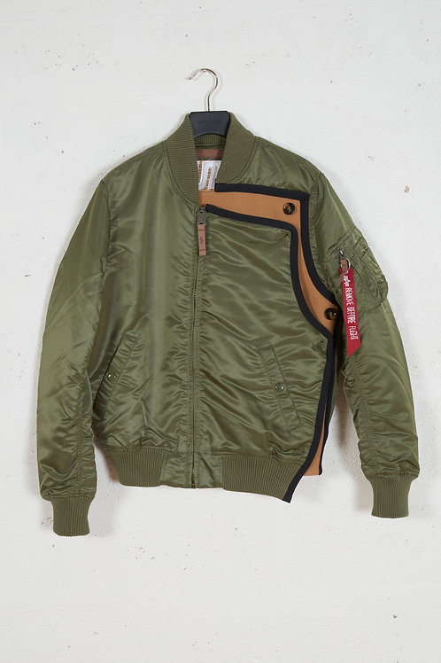 LUTZ BOMBER JACKET