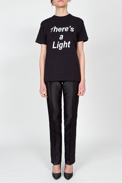 T LIGHT T-SHIRT BLACK