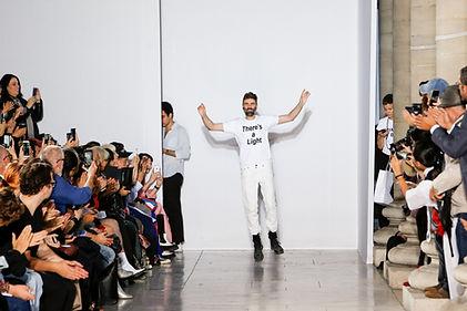 Lutz Huelle Fashion designer