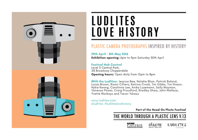 Ludlites love History – The world through a plastic lens v.13
