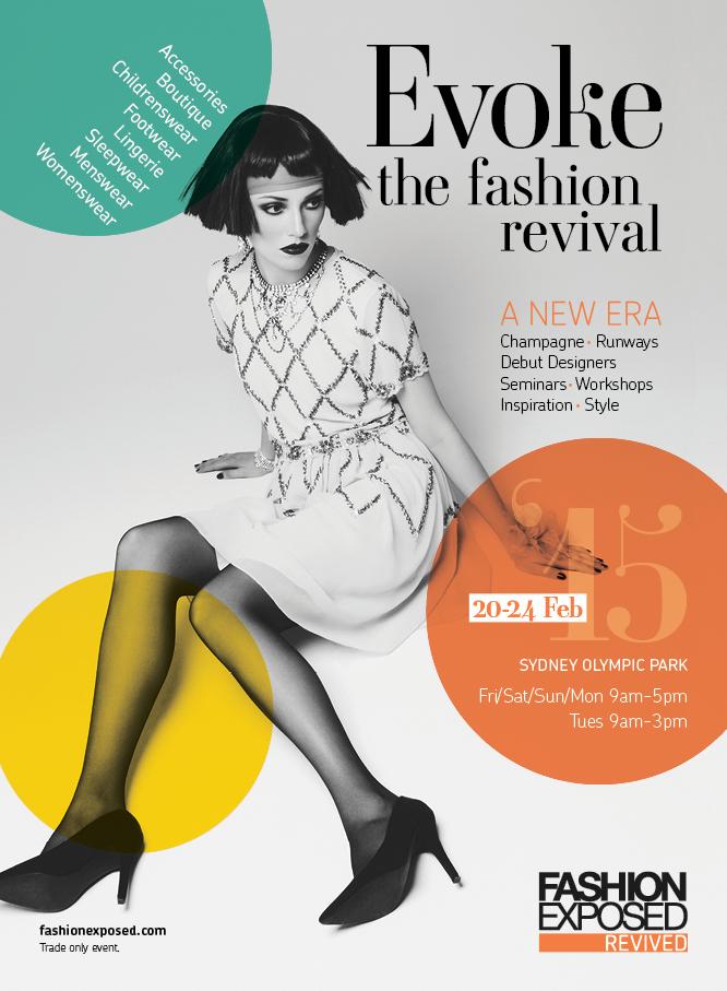 Fashion Exposed press ad