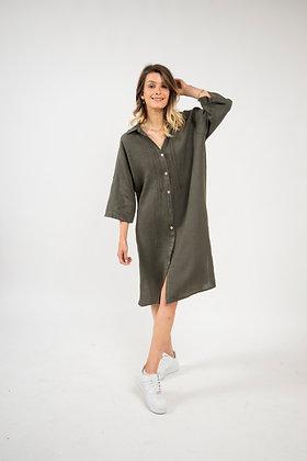 Robe chemise Minorque