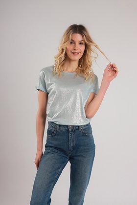 T-Shirt Lin Laqué