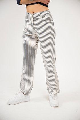 Pantalon rayé Nantucket