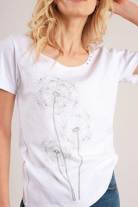 T-Shirt Fleur Ombelle