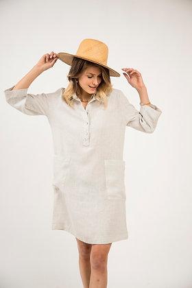 Robe chemise Saint-Barth