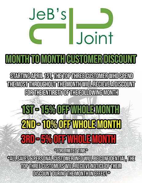 JeB's Month to Month Customer Discount.p
