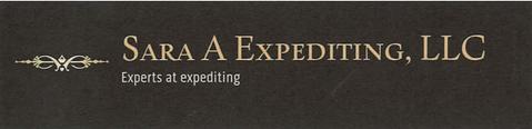 Sara A Expediting - Bronze level