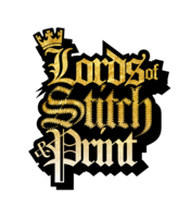 Lords of Stitch and Print - Silver Level
